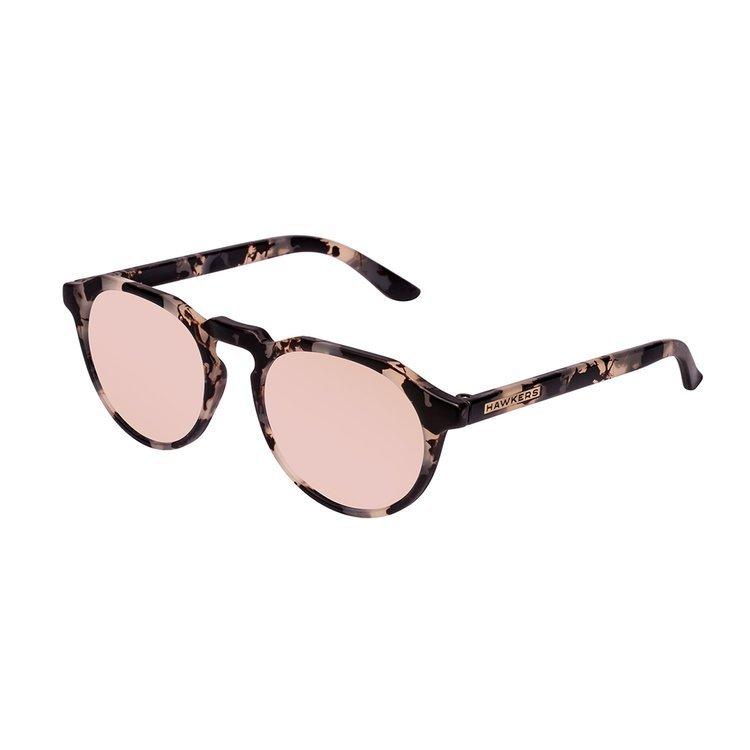 Óculos de sol Hawkers Warwick Carey Grey Rose Gold com lentes rosa,  polarizadas badb3b6341