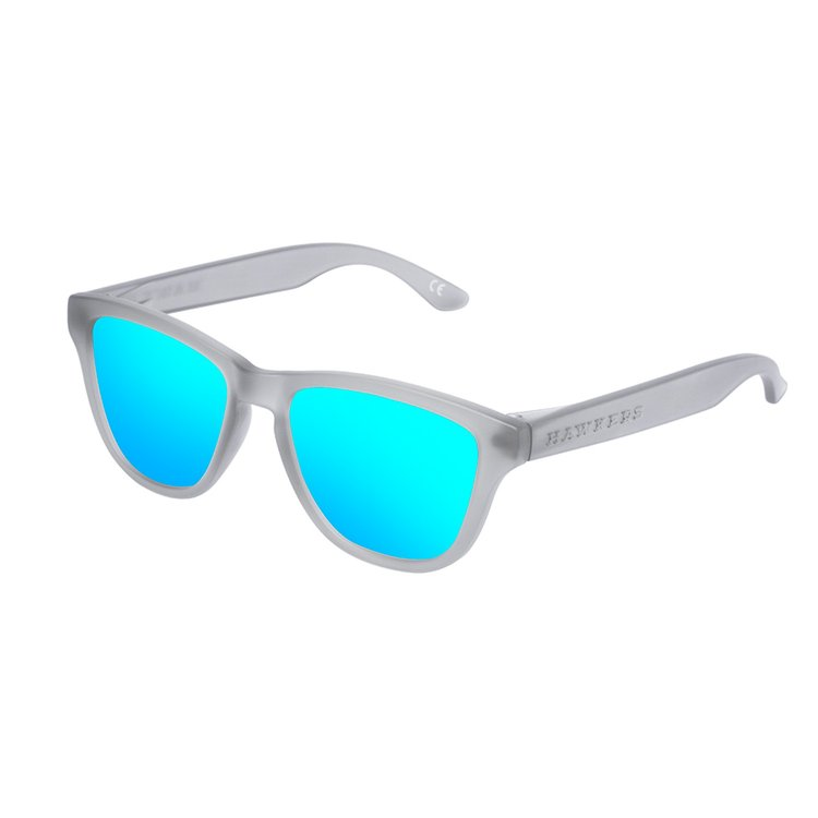 Óculos de sol Hawkers Frozen Grey Clear Blue Kids com lentes azuis,  polarizadas 26e7efd4fb
