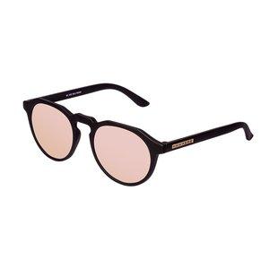 756411663c221 Óculos de sol Hawkers Warwick Carbon Black Rose Gold com lentes rosa