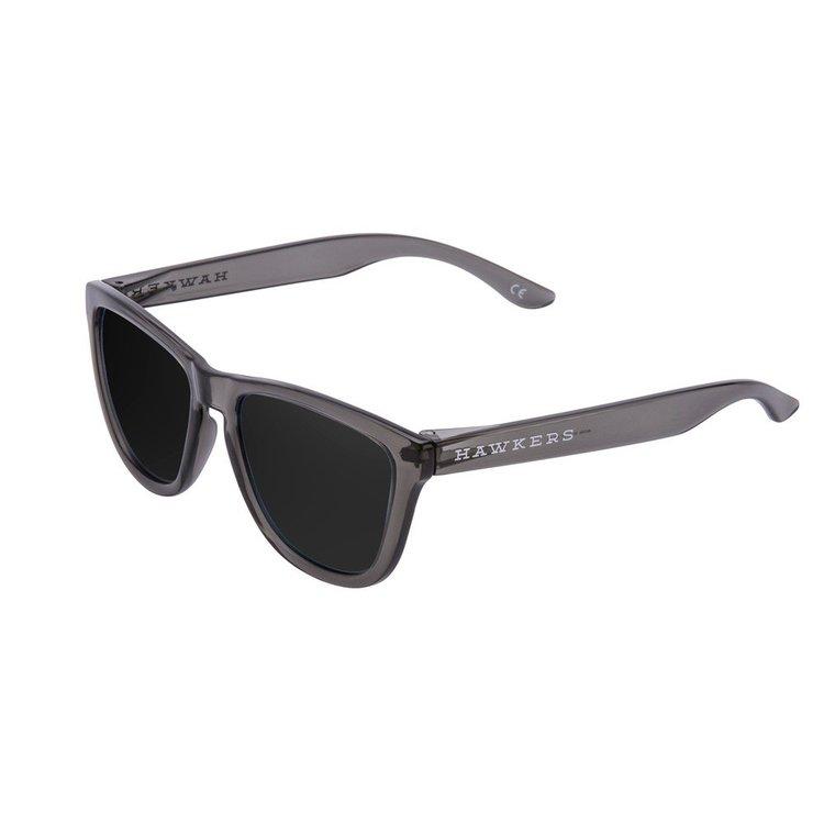 Óculos de sol Hawkers Crystal Black Dark One com lentes pretas, polarizadas 48b1ee7ff8