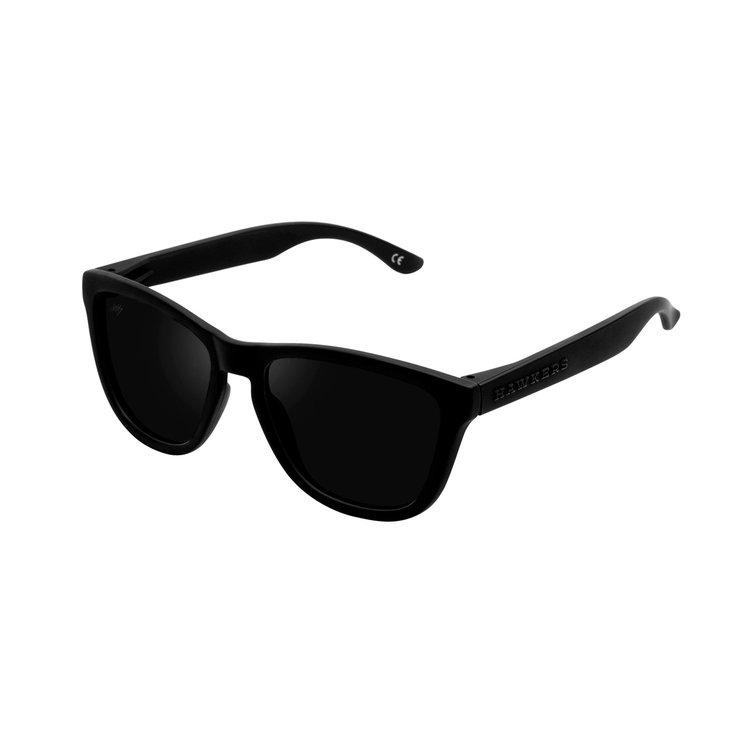 Óculos de sol Hawkers Carbon Black Dark One com lentes pretas, polarizadas 726ea8bdba