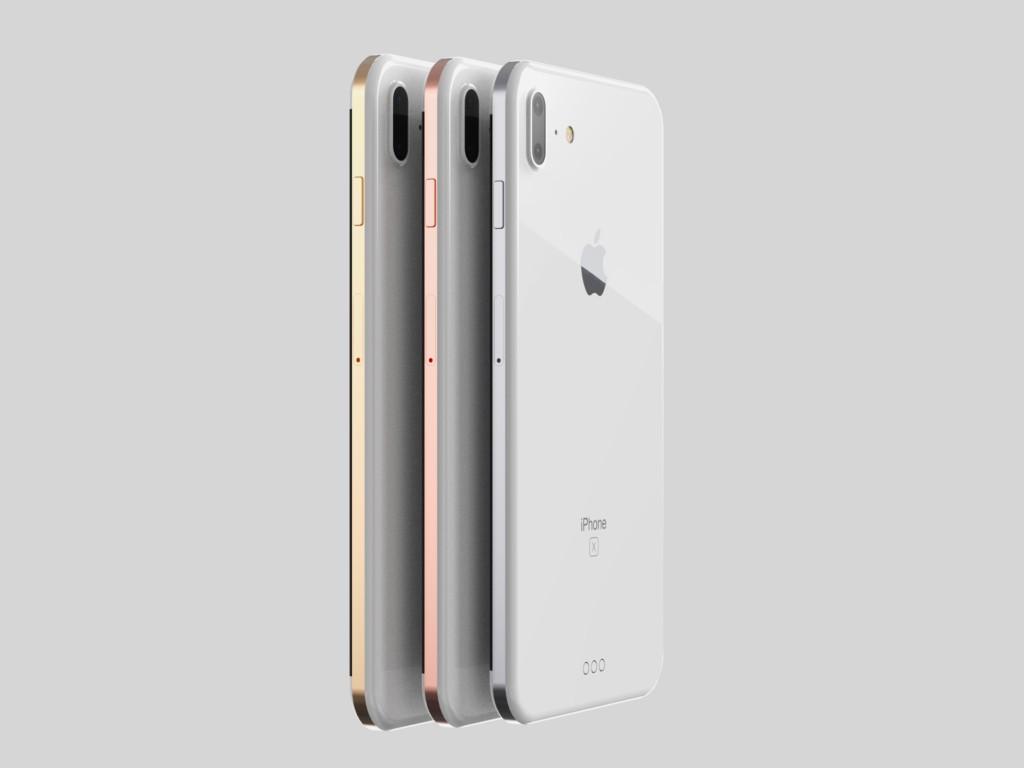 5efe33af0 Designer mostra interpretação do novo iPhone X ou 8